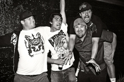 The Expendables Promo Shoot © Bryan Crabtree