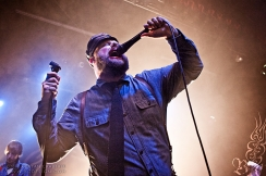 Turbonegro at the El Rey by BC Design