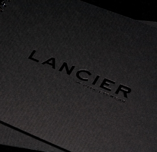 Lancier Debut Catalog by BC Design