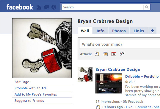 BC Design is now on Facebook!
