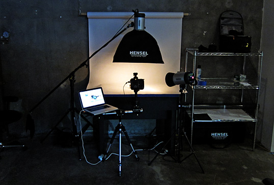 Setting up a product photography studio overall studio for Product design studio