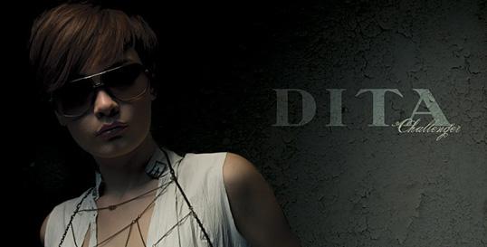 2009 Dita Sun Campaign Concept