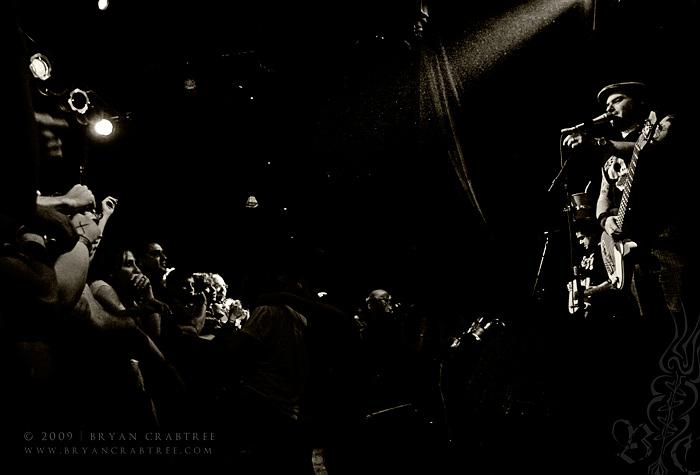 NoFX at the Canyon Club © Bryan Crabtree
