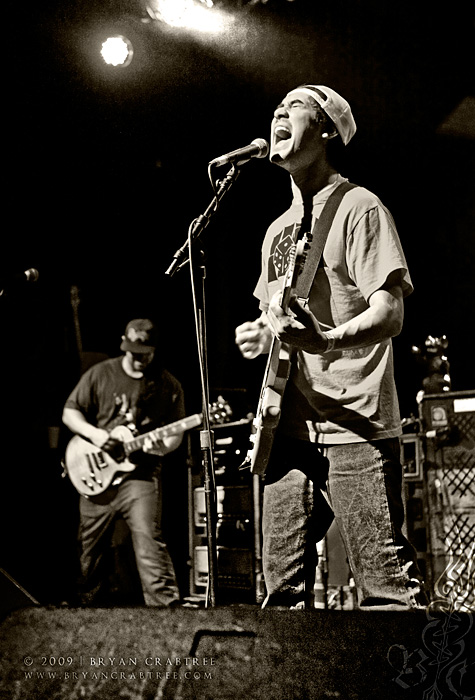 The Expendables at the Canyon Club © Bryan Crabtree