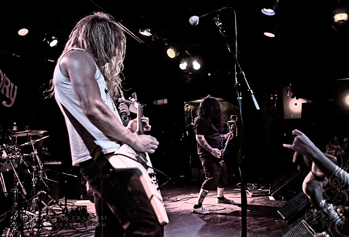 3 Inches of Blood – Knitting Factory © Bryan Crabtree