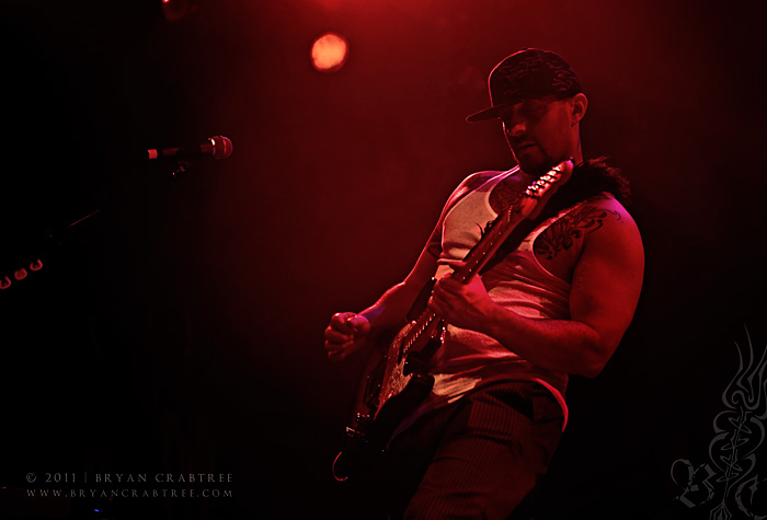 The Expendables – Winter Blackout Tour © Bryan Crabtree