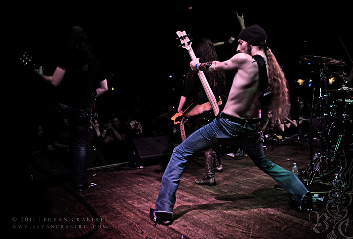 Eluveitie at the House of Blues - Hollywood © Bryan Crabtree
