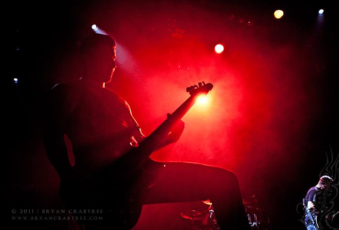 Devil Driver & Skeletonwitch at Club Nokia © Bryan Crabtree