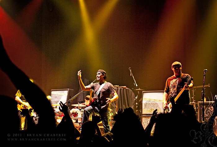 The Expendables at Club Nokia © Bryan Crabtree