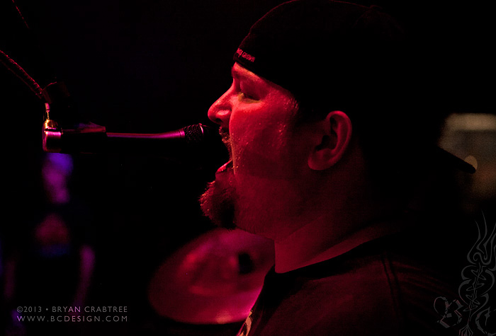 The Expendables at The House of Blues © Bryan Crabtree