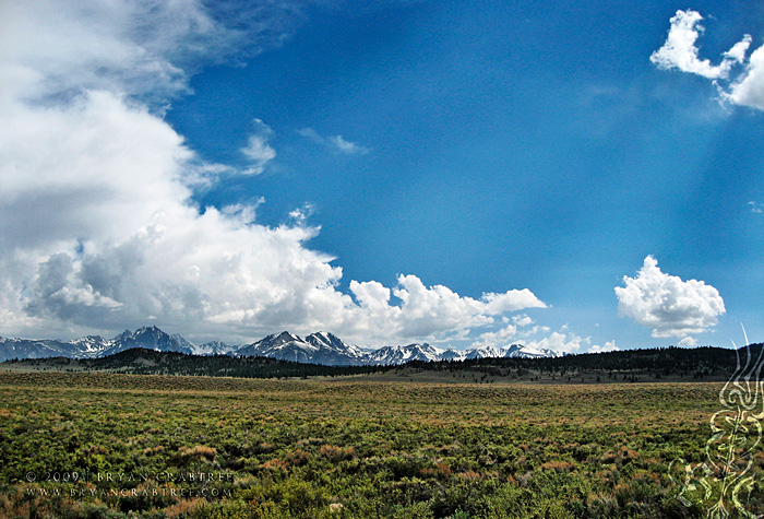 Inyo National Forest Camping © Bryan Crabtree