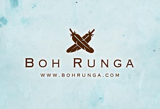 Boh Runga Logo by BC Design