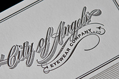City of Angels Business Cards by BC Design