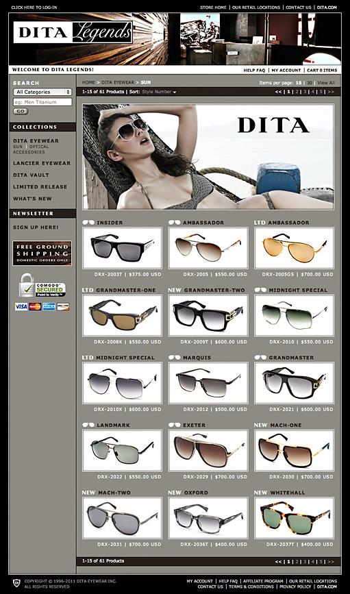 Dita Legends by BC Design