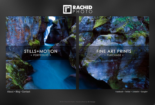 Rachid Photo Stills+Motion by BC Design