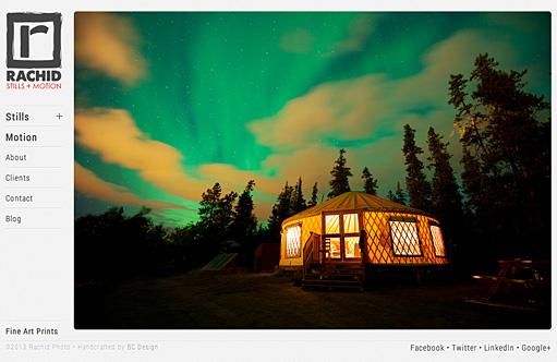 Rachid Photo Stills+Motion by BC Design