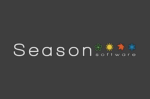 Portfolio :: Season Software Logo :: BC Design