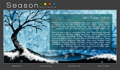 Season Software by BC Design