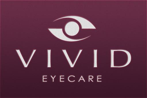 Vivid Eyecare Logo by BC Design